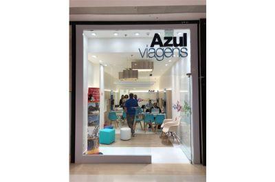 Azul Viagens Shopping Ibirapuera